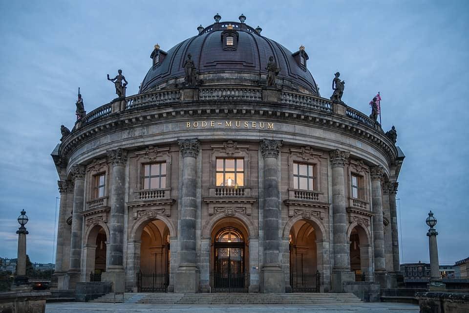Museumsinsel забележителности в Берлин